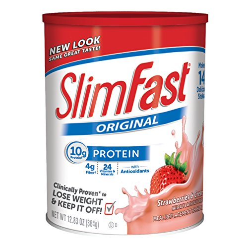 Original Replacement Shake Strawberries Canister product image