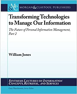amazon transforming technologies to manage our information the