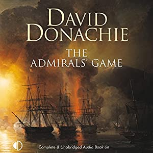 The Admirals' Game Audiobook