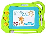 Magnetic Drawing Board Mini Travel Doodle, Erasable Writing Sketch Colorful Pad Area Educational