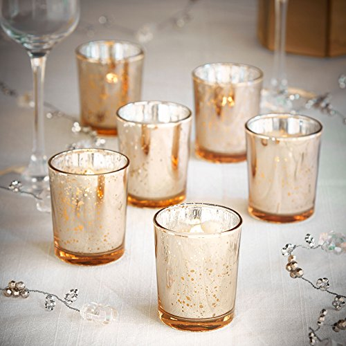 Vonhaus Blow Out Led Flameless Tea Light Candle Set Of 6