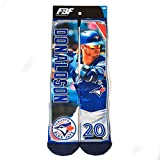 Toronto Blue Jays Josh Donaldson MLB Player Photo Trading Card Crew Socks