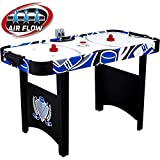 MD Sports 48'' Air Powered Hockey Table