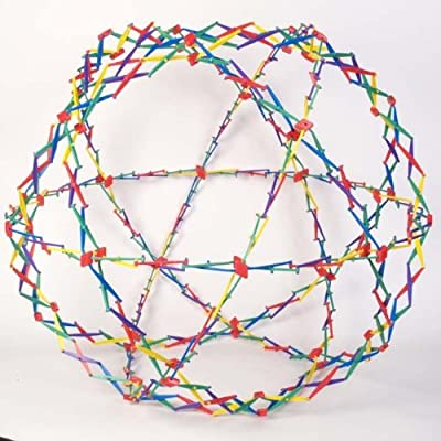 Hoberman Large Expanding Sphere Toy by Brookstone