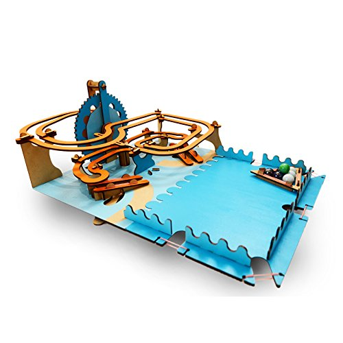 Roller Coaster Construction Toy