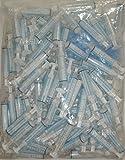 BAXA ExactaMed Oral Liquid Medication Syringe 10cc / 10mL 100/PK Clear Medicine Dose Dispenser With Cap Exacta-Med BAXTER Comar Latex Free