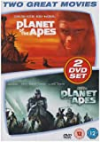 Planet of the Apes 1968 & 2001 [Reino Unido] [DVD]