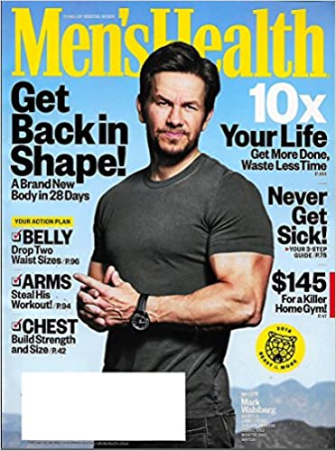 5f8e9e32cbe Men s Health Magazine February 2018 Single Issue Magazine – 2017