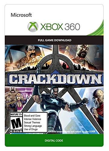 Crackdown - Xbox 360 Digital Code