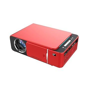 ZUEN HD LED proyector portátil HDMI USB 1080p Home Theater ...