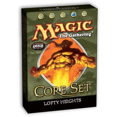 Magic the Gathering MTG 9th Edition Core Set Lofty Heights Theme Deck (Core Set Theme Deck)