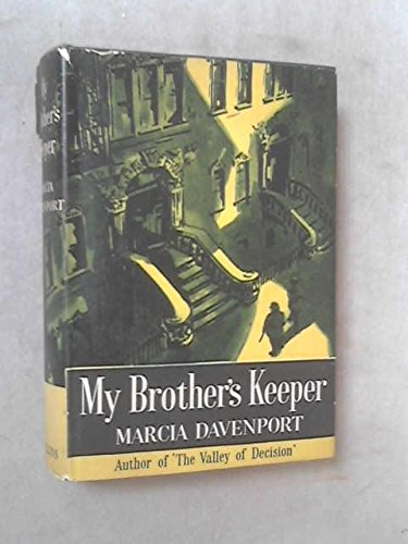 My Brother'S Keeper by Marcia Davenport