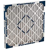 Purolator HE-40 20x25x1 Merv 8 Pleated AC Filters and Furnace Filters