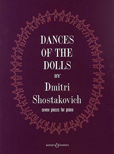 Dances of the dolls (Seven Pieces)