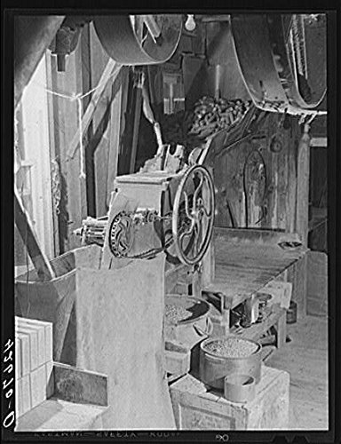 HistoricalFindings Photo: Usquepaugh,Rhode Island,RI,Washington County,Kenyon's Johnnycake Flour Mill,1