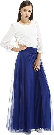 Ladies S Vintage Falda Modelo Top Underskirt Falda De Verano ...