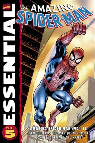 Amazon Com Essential Spider Man Vol 5 9780785108818 Lee Stan Books