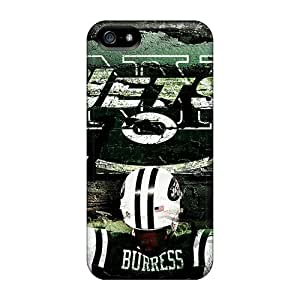 Excellent Cell-phone Hard Covers For Iphone 5/5s (uzh19123VhAS) Provide Private Custom High-definition New York Jets Pictures