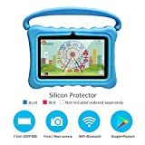 Kids Tablet Android Quad Core 7 inch Tablet for Kids Edition Tablet with WiFi Camera Games IPS Safety Eye Protection Screen 1GB 8GB Storage
