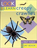 img - for Creepy Crawlies: Look and Learn book / textbook / text book