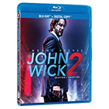 John Wick: Chapter 2 [Blu-ray + Digital Copy] (Bilingual)