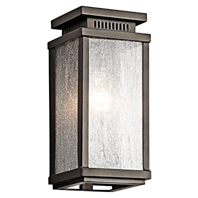 Kichler Manningham 49384OZ Outdoor Wall Sconce
