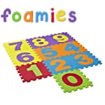 Foamies Soft Push-Out Numbers Playmat...