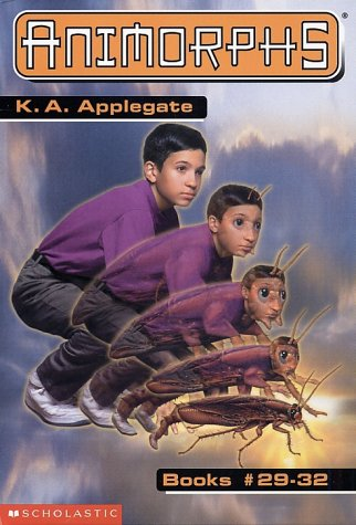 Animorphs Box Set #08: Books 29-32