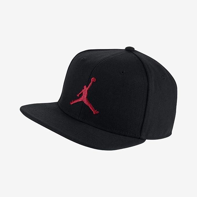 Nike - Jordan PRO Jumpman Snapback, Cappellino Unisex - Adulto