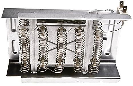 Amazon.com: Elemento calefactor del secador 279838 para ...