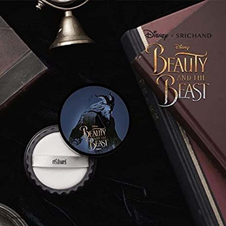 Amazon.com : Srichand Limited Edition Beauty and the Beast oil control powder for men. : Beauty