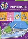 L'énergie : Tout comprendre d'un seul coup d'oeil ! par Bac