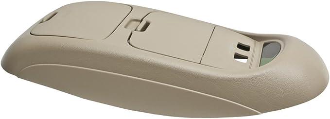 IPCW F03T Parchment Tan Overhead Center Console
