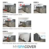 MySpaCover Hydraulic Cover Lifter