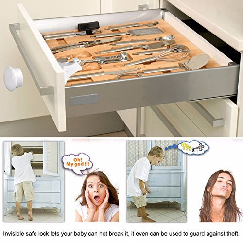 Baby Proofing Product Kit Sherry Child Safety Lock