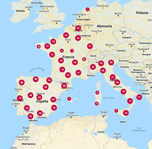 WONDERBOX Caja Regalo -ESCAPADA con Encanto- 2.700 estancias para Dos Personas en Casas Rurales, masías y cortijos en España, Italia, Francia y Portugal: ...