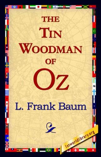 Read Online The Tin Woodman of Oz PDF
