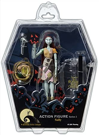 amazoncom nightmare before christmassally action figure s1 by jun planning toys games