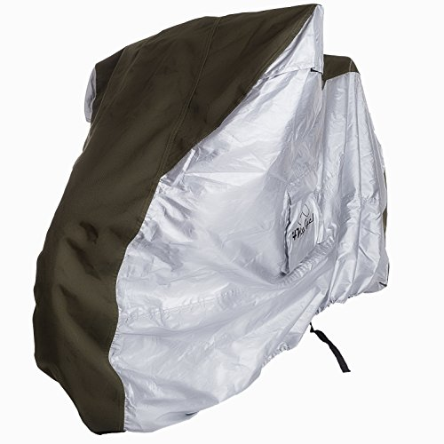 4MyCycle Cover Olive Green Silver