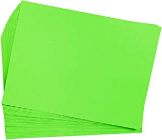 product image for Construction Paper, Bright Green, 9 inches x 12 inches, 50 Sheets, Heavyweight Construction Paper, Crafts, Art, Kids Art, Painting, Coloring, Drawing Paper, Art Project, All Purpose (Item # 9CPGR)