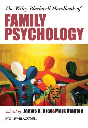 The Wiley-Blackwell Handbook of Family Psychology ()