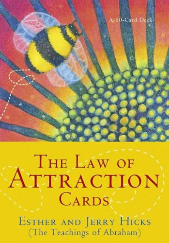 Read Online The Law of Attraction Cards pdf
