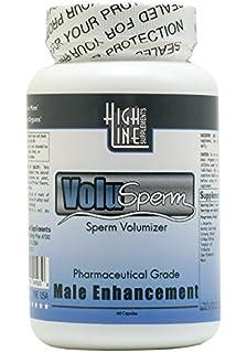 Supplements increase semen volume