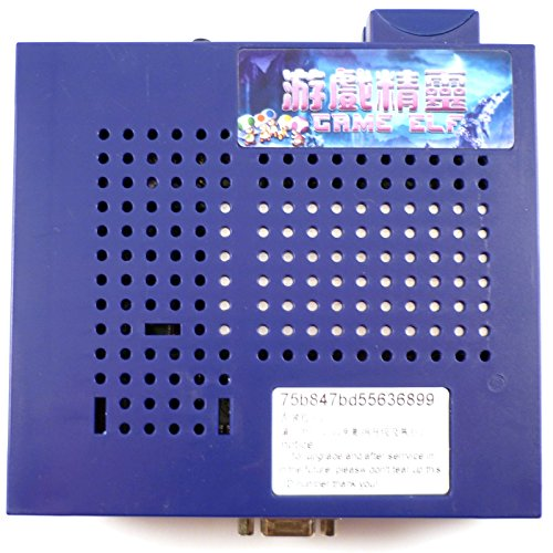 JAMMA Board CGA / VGA Output MAME Game Elf 621 In 1 Horizontal Multi Arcade Game by XSC (Image #8)