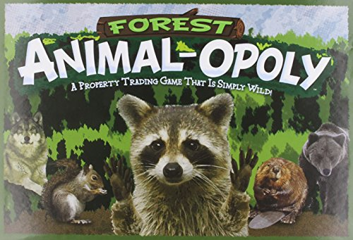 - Forest Animal-opoly