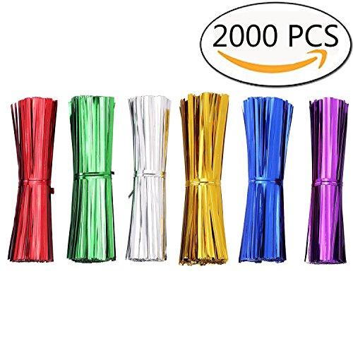 Metallic Blue Twist (2000 PCS 4