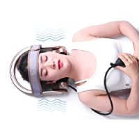 WOOLALA Cervical Neck Traction Device, Chronic Neck Pain Relief Muscle Relax Pillow...