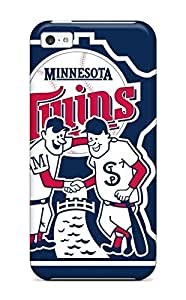 Forever Collectibles Minnesota Twins Hard Snap-on Case For Iphone 4/4S Cover Case