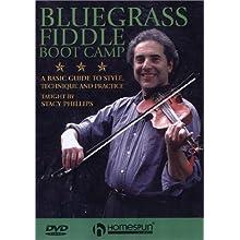 Bluegrass Fiddle Boot Camp DVD's (2002)