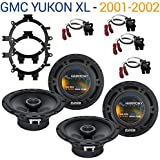 Fits GMC Yukon XL 2001-2002 Factory Speaker Replacement Harmony R5 R65 Package New